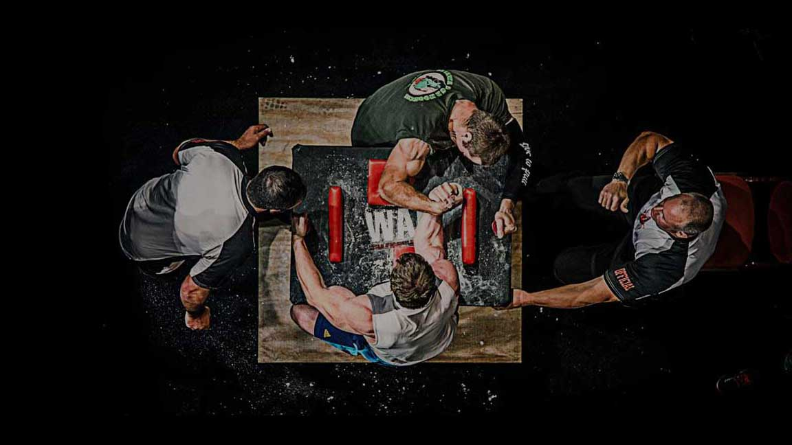 World Armwrestling League | Rules